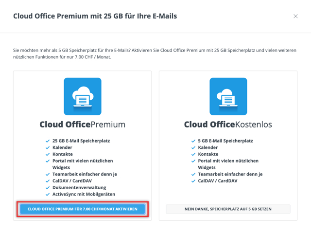 Cloud Office Premium